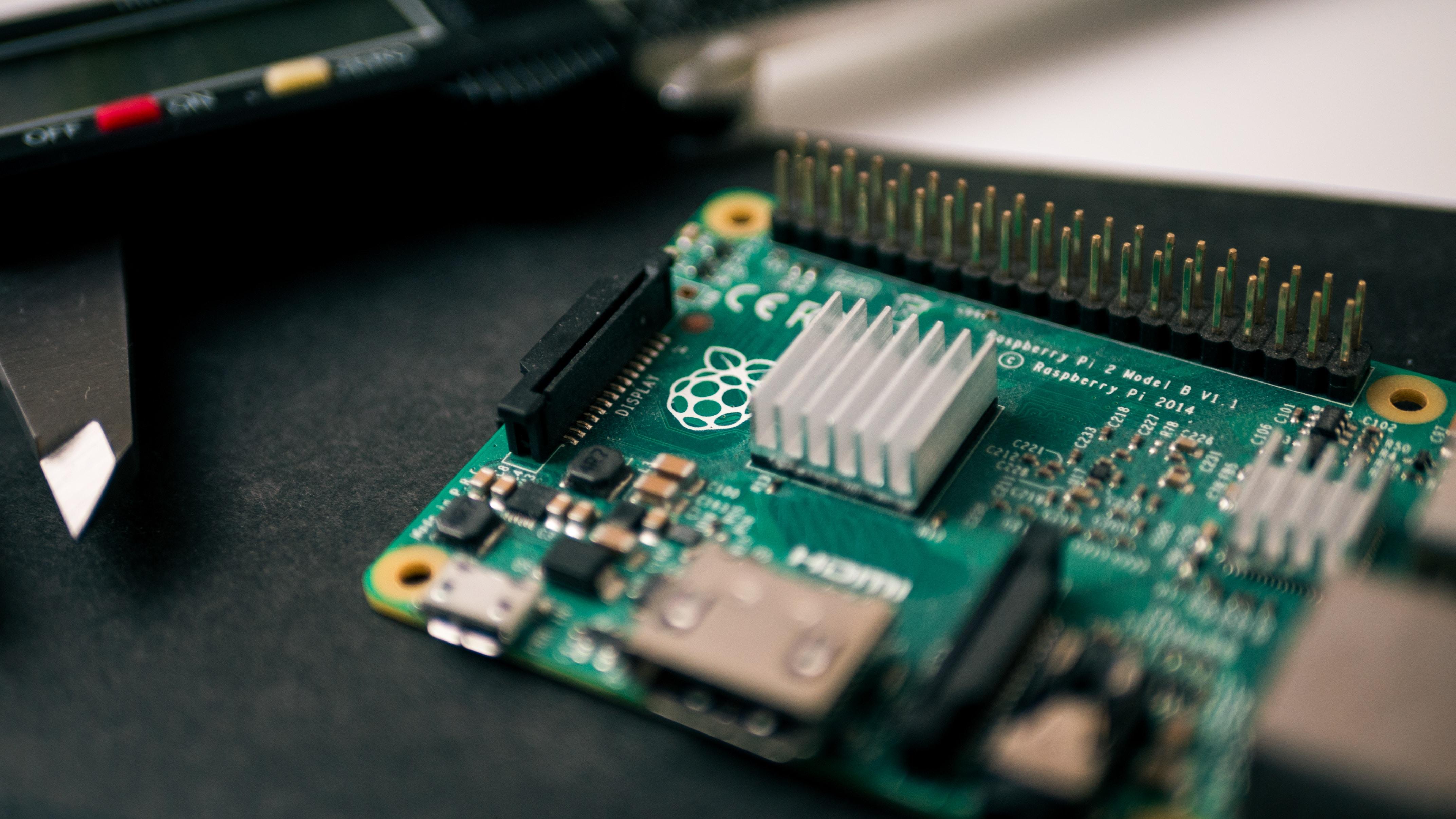 Alternatieve besturingsstemen Raspberry Pi