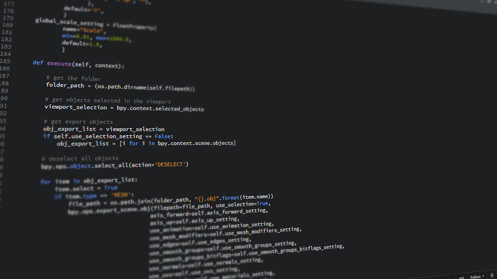 Waarom Python leren?