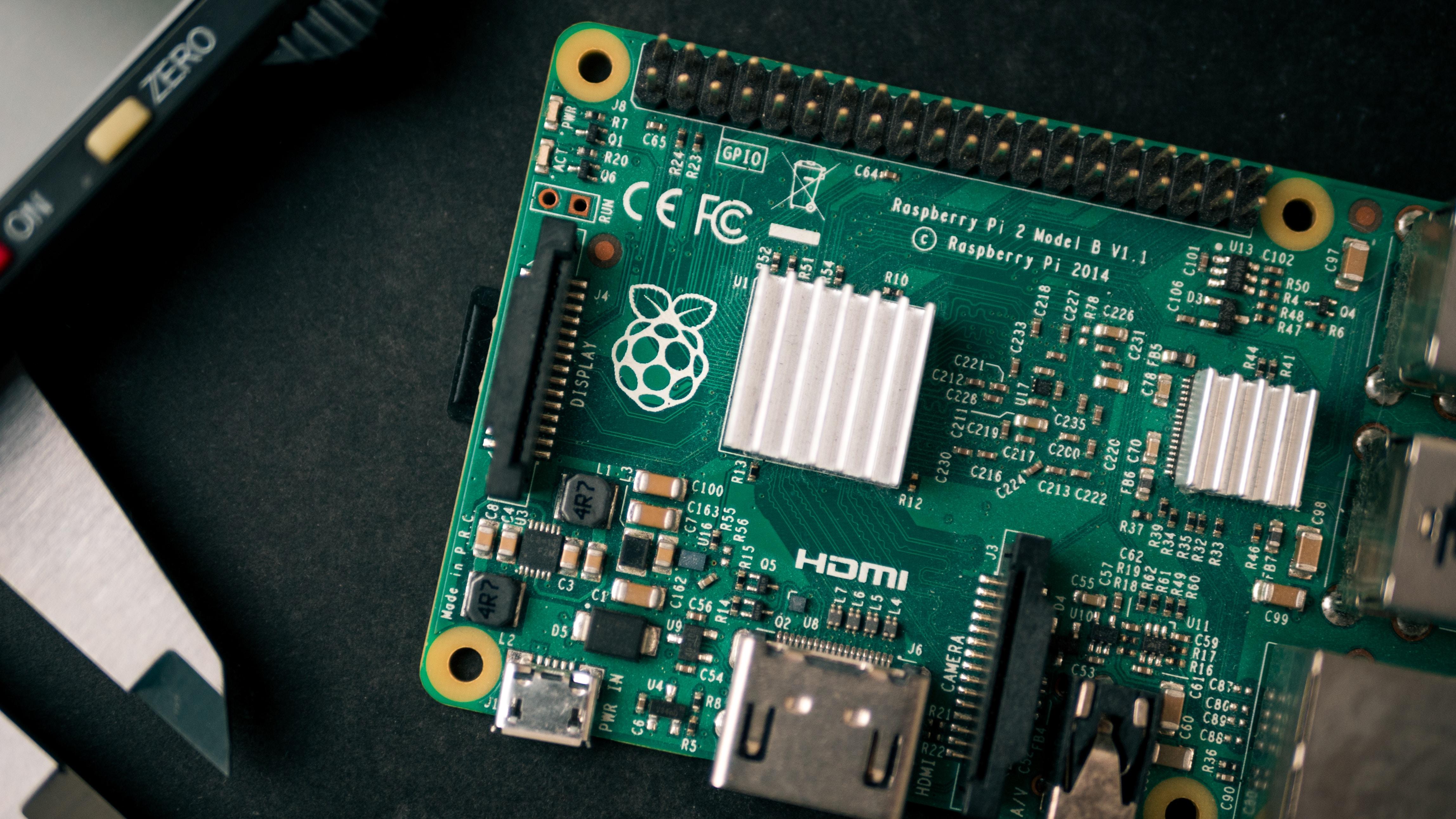 10 projectideeën voor je Raspberry Pi